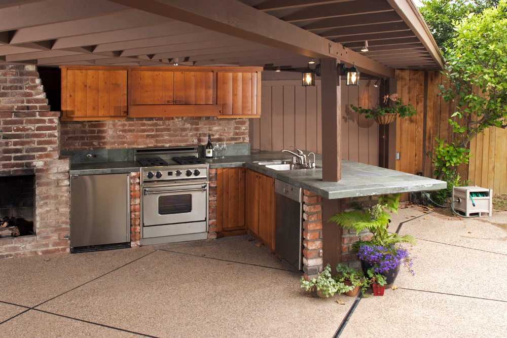 How to Create the Best Outdoor Kitchen
