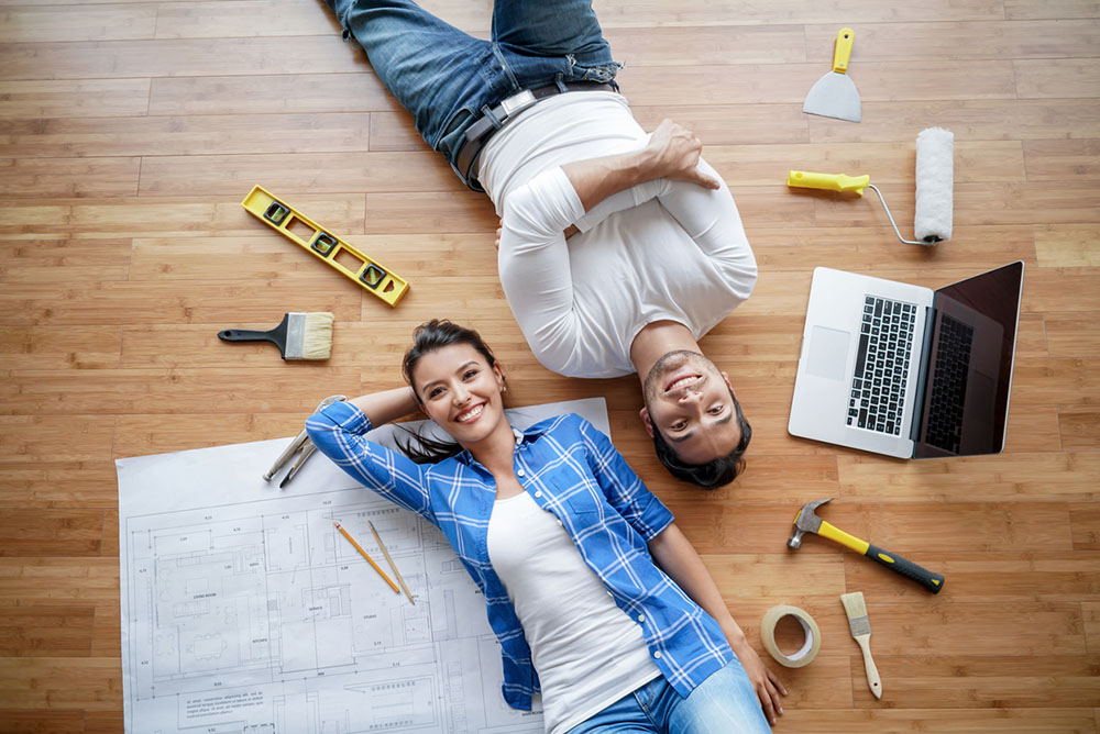 Summertime Home Improvement Projects
