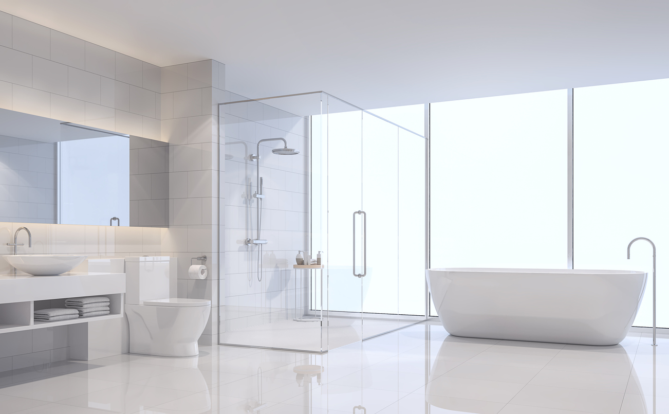 Benefits Of Zero Entry Showers