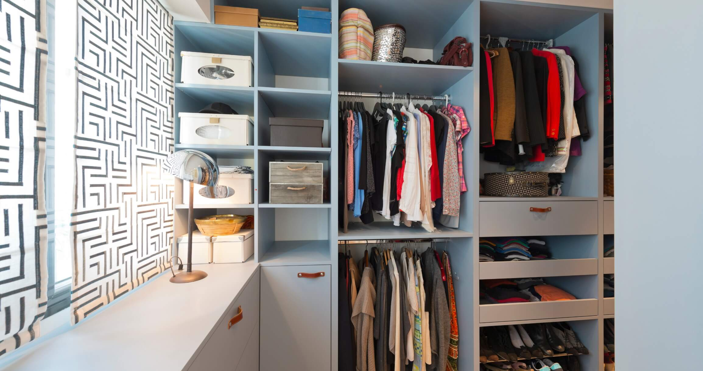 5 Benefits Of A Custom Closet In Your Home