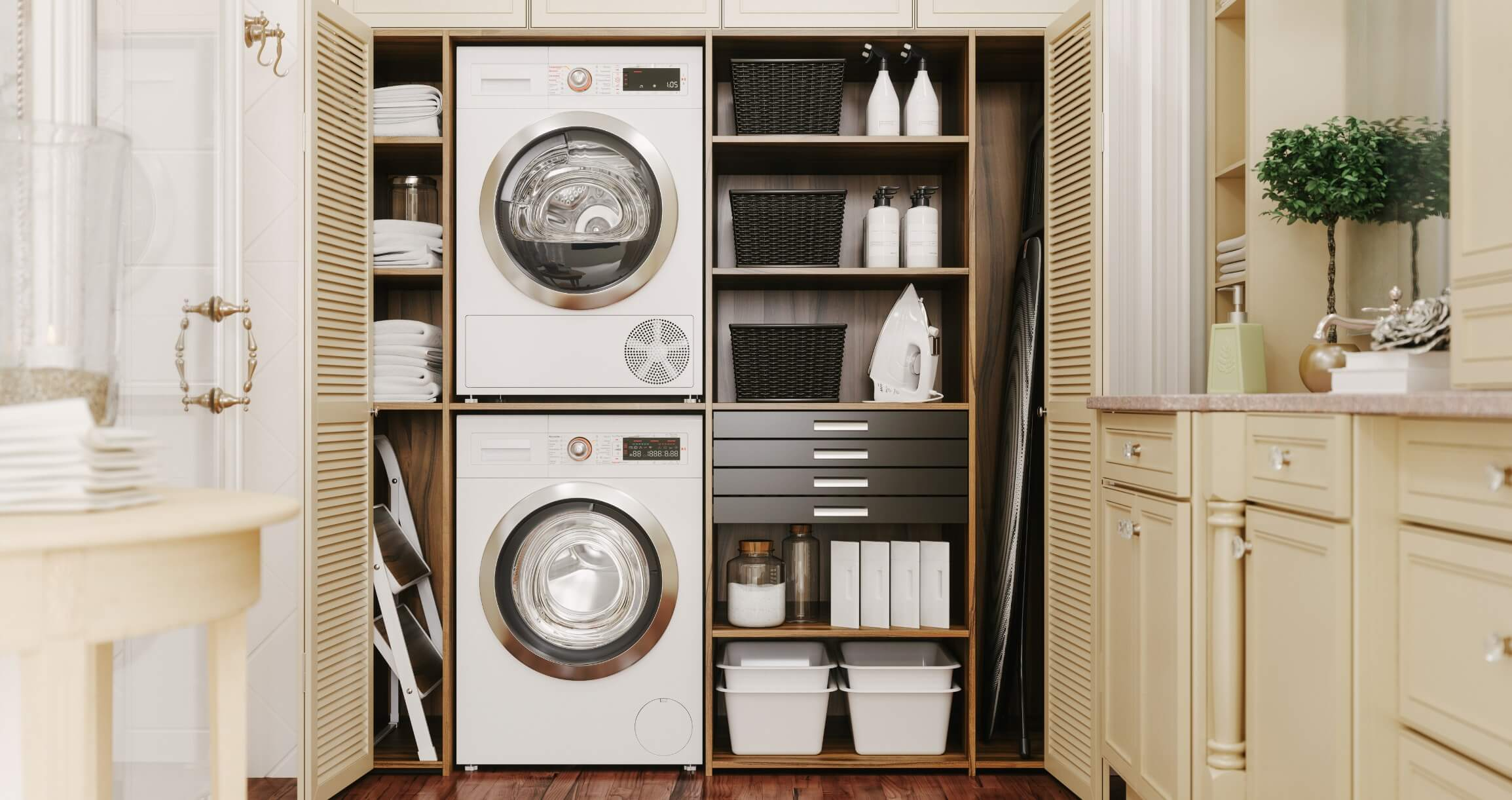 Make Your Laundry Room Work For You