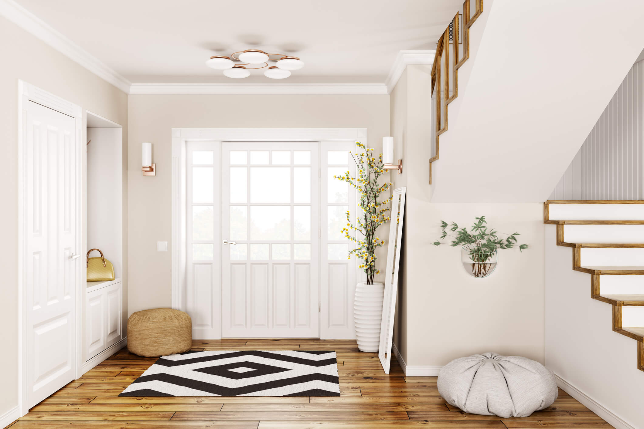 Entryway Design Tips: How To Make An Entrance In Your Home