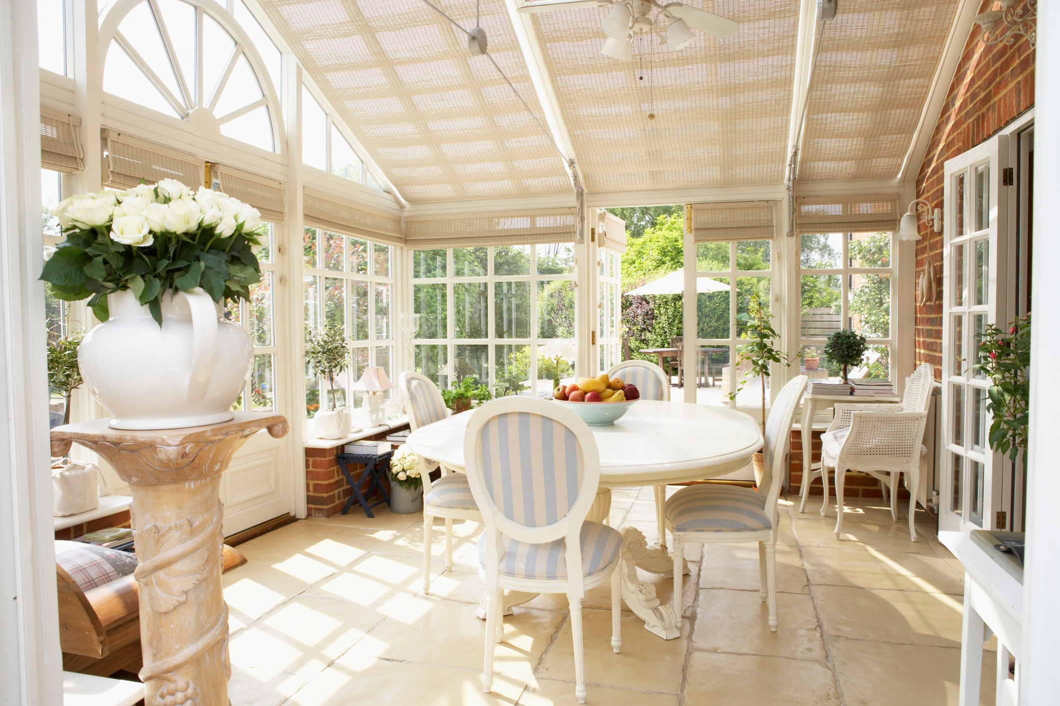 How A Sunroom Can Make Summer Better